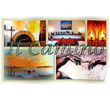 Il Camino Poster