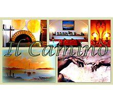 Il Camino Photographic Print