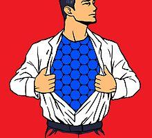 Man of Graphene by Iwakura