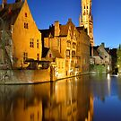 Bruges by Kasia Nowak