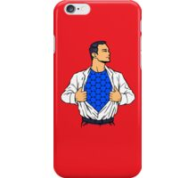Man of Graphene iPhone Case/Skin