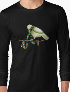 New Scarf Long Sleeve T-Shirt