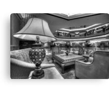 Main Hall of Emirates Palace Canvas Print