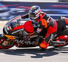 Colin Edwards at laguna seca 2013 by corsefoto