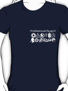 Professional Fangirl v2 T-Shirt