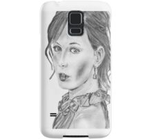 kate beckinsale Samsung Galaxy Case/Skin