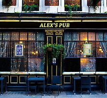 Alex's Pub by DavidHornchurch