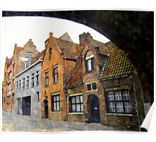 belgium Poster