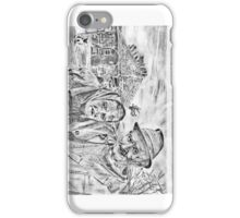 old couple traditional balkan iPhone Case/Skin