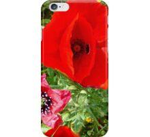 Wild Poppies iPhone Case/Skin
