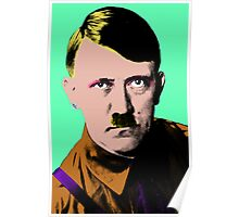 Hitler Warhol Single Poster