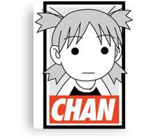 CHAN (Yotsuba Koiwai) Canvas Print