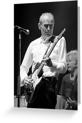 Francis Rossi by Dave Godden