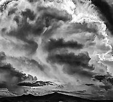 ©HCS The Face Cloud In Monochrome by OmarHernandez