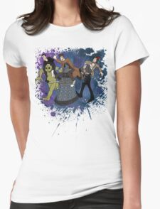 Piggy back doctors Womens Fitted T-Shirt