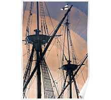 Animated Masts Poster