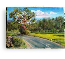 Landscape. Canvas Print