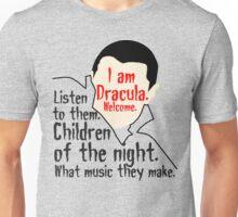 Dracula [ Iphone / Ipod / Ipad / Shirt / Print ] Unisex T-Shirt