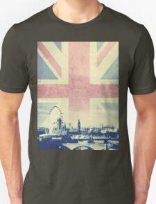 Sherlock London Union Jack T-Shirt