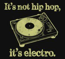 It's Not Hip Hop... by FANATEE