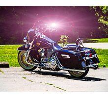 Harley Davidson  Photographic Print