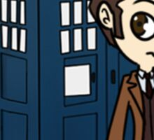 10th Doctor Sticker