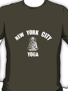 New York City Yoga T-Shirt