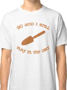90th Birthday Gardening Gift Classic T-Shirt