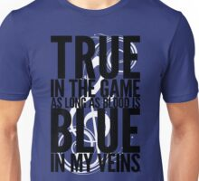 True In The Game As Long As Blood Is Blue In My Veins | Nas Shirt | FreshTS Unisex T-Shirt