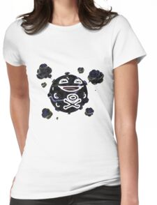 Koffing Womens Fitted T-Shirt