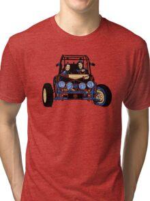 Dune Buggy (Digital Duesday #2) Tri-blend T-Shirt