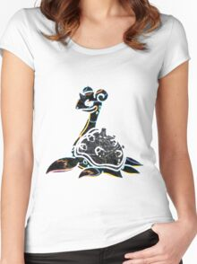 Lapras Women's Fitted Scoop T-Shirt