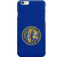 Smartphone Case - State Flag of Nebraska - Vertical iPhone Case/Skin