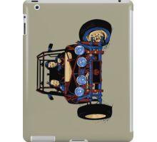Dune Buggy (Digital Duesday #2) iPad Case/Skin