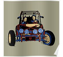 Dune Buggy (Digital Duesday #2) Poster