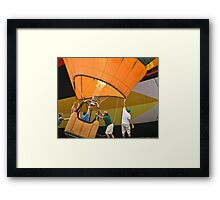 Get This Party Started Framed Print