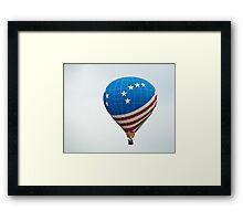 AmericAir Framed Print