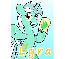 Lyra Photographic Print