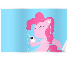 Pinkie Pie Ipod Poster
