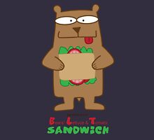 BLT - Bear's Lettuce & Tomato Sandwich Unisex T-Shirt