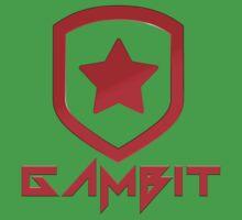 Gambit Gaming Future Logo Kids Tee