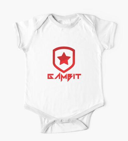 Gambit Gaming Future Logo One Piece - Short Sleeve