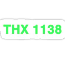 THX 1138 Sticker