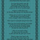 """""""Live Your Life""""  by Chief Tecumseh Turquoise  by Irisangel"""