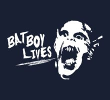 BATBOY LIVES! Kids Tee