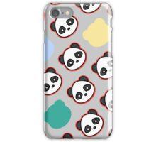 Panda Invasion  iPhone Case/Skin