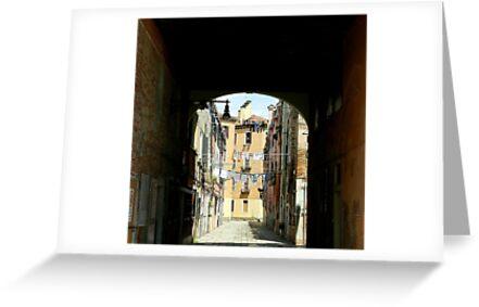 Arsenale di Venezia by hans p olsen