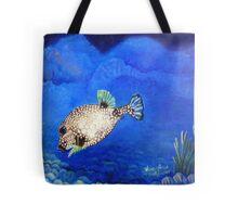 Casper - Ocean Series Tropical Fish Tote Bag