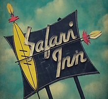 Safari Inn by Honey Malek