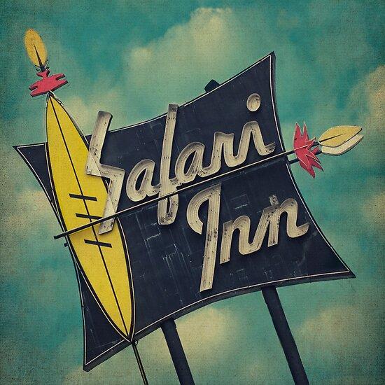 Safari Inn by Honey Malek